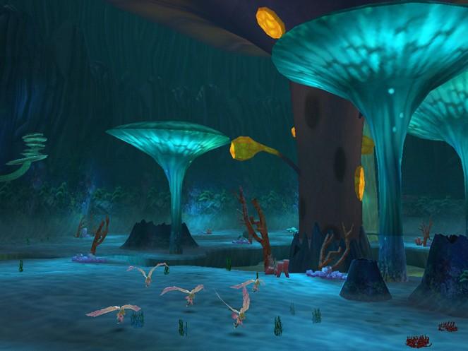 壁纸 海底 海底世界 海洋馆 水族馆 663_497